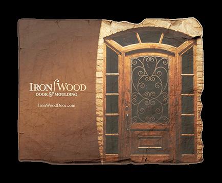 Downloadable Brochure & Home - Iron Wood - Door u0026 Moulding